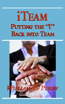 Book Cover: Book: iTeam: Putting the 'I' Back into Team