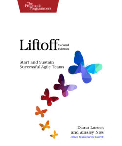 Book Cover: Book: Liftoff