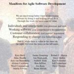 The Agile Manifesto: Why Agile Makes Sense
