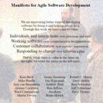 The Agile Manifesto: Why Agile Makes Sense