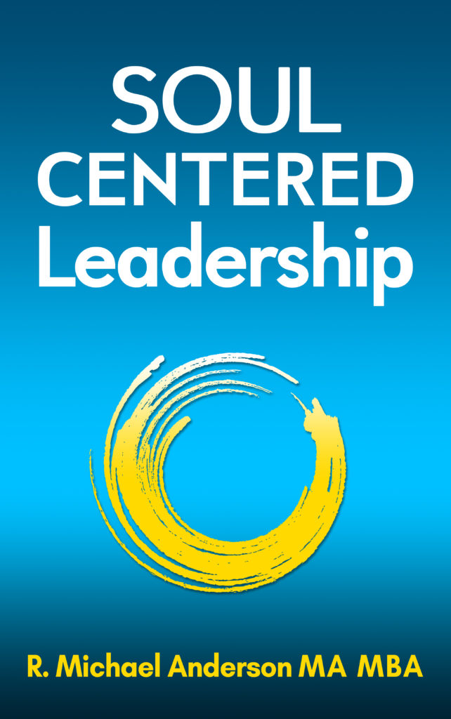 Book Cover: Book: Soul Centered Leadership