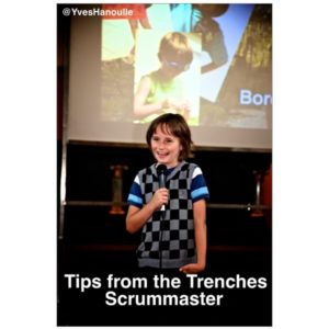 Book Tips from the Trenches – Scrummaster