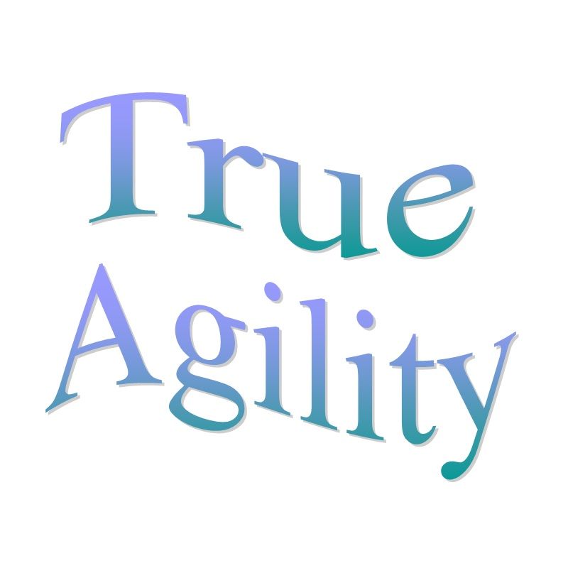 How true agility looks