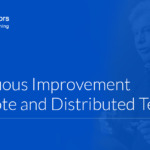 Virtual Course: Continuous Improvement in Remote and Distributed Teams