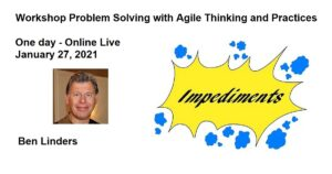 Workshop Problem Solving with Agile Thinking and Practices – Live Online