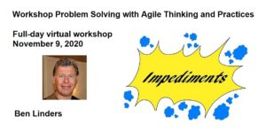 Workshop Problem Solving with Agile Thinking and Practices