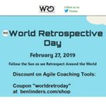 World Retrospective Day: Discount on Agile Coaching Tools